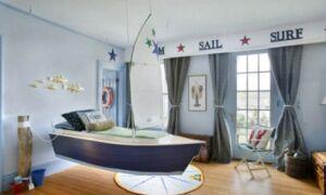 Создаем интерьер в морском стиле