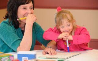 Календарь развития малыша с синдромом Дауна
