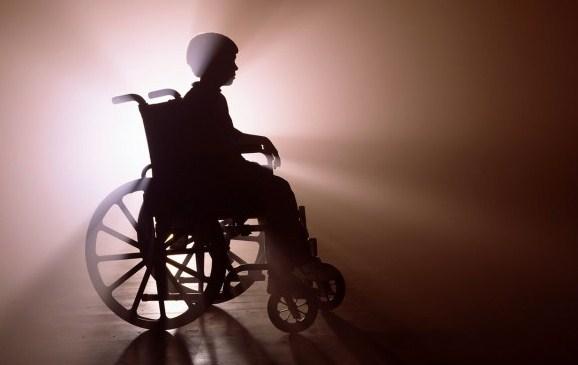 Ребенок на коляске
